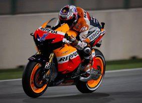 MotoGP חרז – לוח זמנים לסוף השבוע