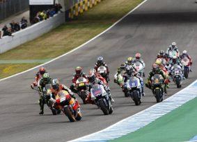 MotoGP פורטוגל -לוח זמנים לסוף השבוע