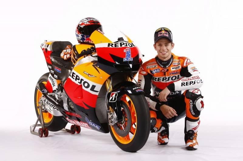 קייסי סטונר פורש מה-MotoGP