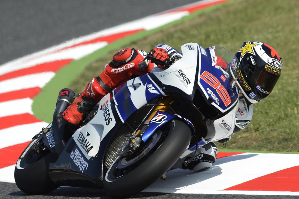 MotoGP קטלוניה – התוצאות