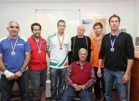 ISDE 2010: הוענקו מדליות למתחרים הישראלים