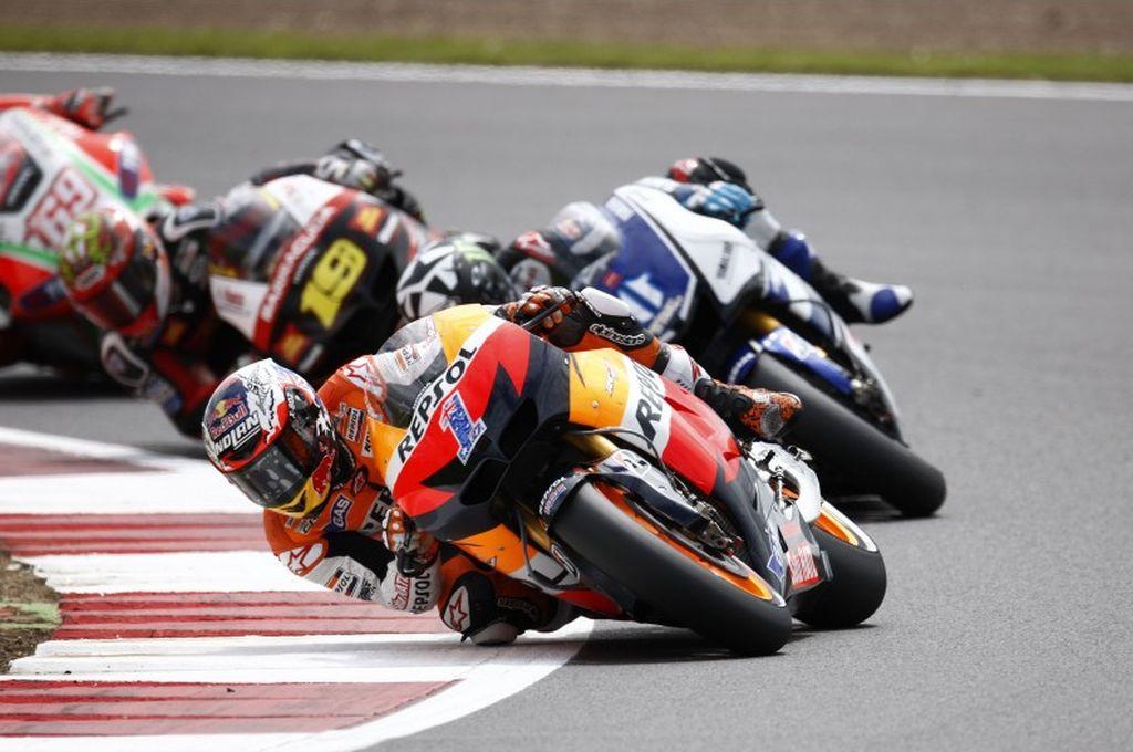 MotoGP הולנד – לוח זמנים לסוף השבוע