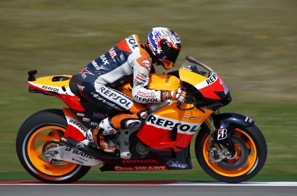 MotoGP הולנד – התוצאות