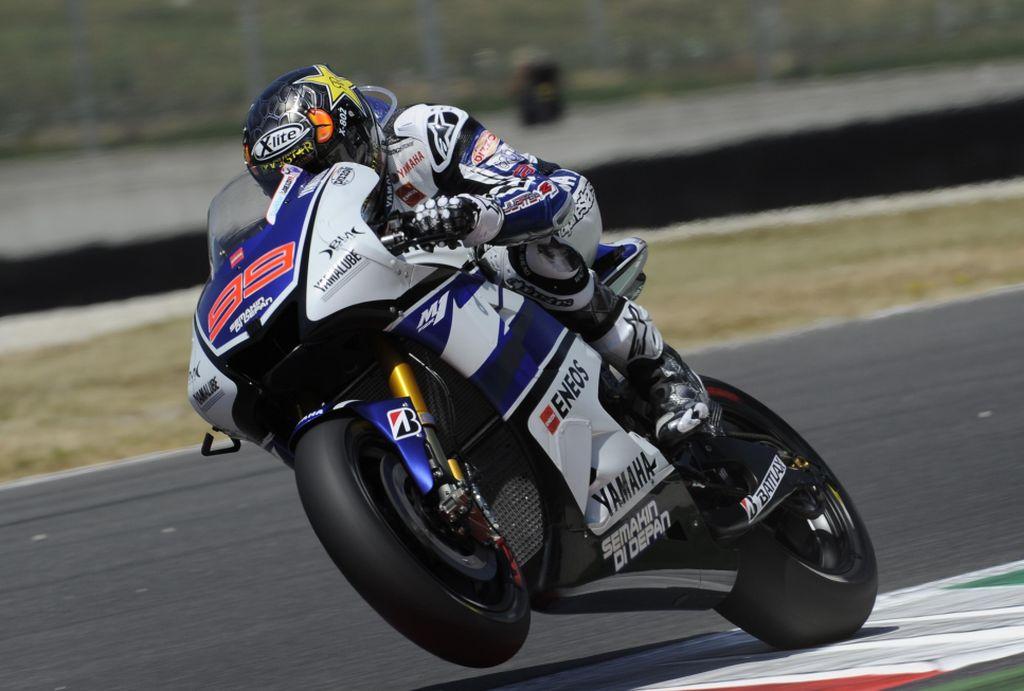 MotoGP איטליה – התוצאות