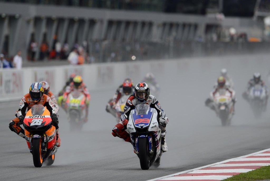 MotoGP מלזיה – התוצאות