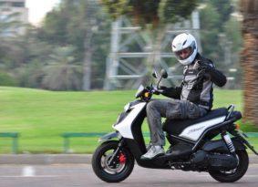 """דו""""גרי – כל אחד יכול להיות בוחן אופנועים!"""