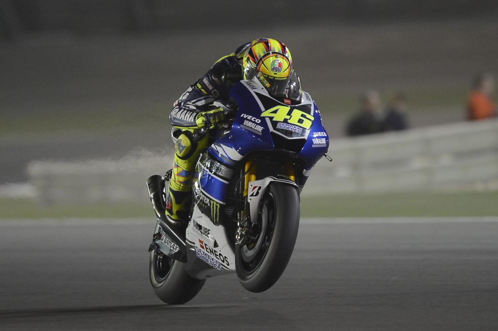 MotoGP קאטאר – שובו של הדוקטור