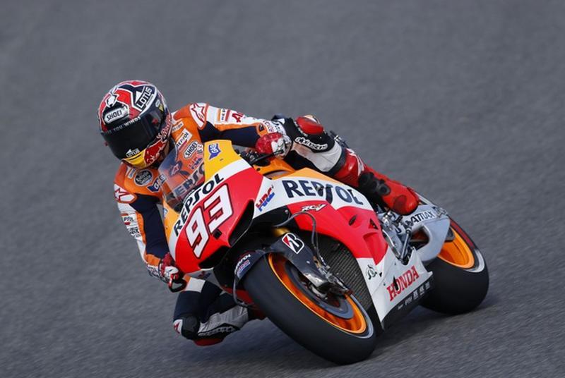 MotoGP ספרד – מארקז מכריז מלחמה