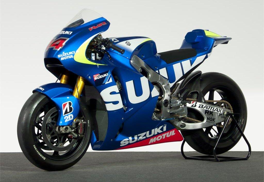 סוזוקי תחזור ל-MotoGP ב-2015