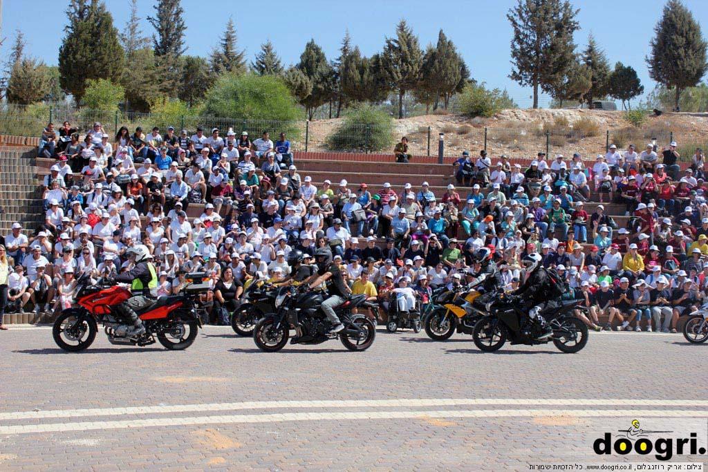 גיבורים קטנים – אופנוענים גדולים