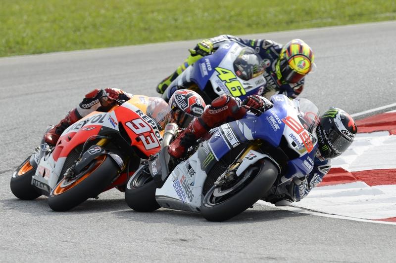 MotoGP: דרמה באוסטרליה
