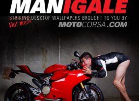 MANigale: הומור עצמי תמיד עובד בפארודיה