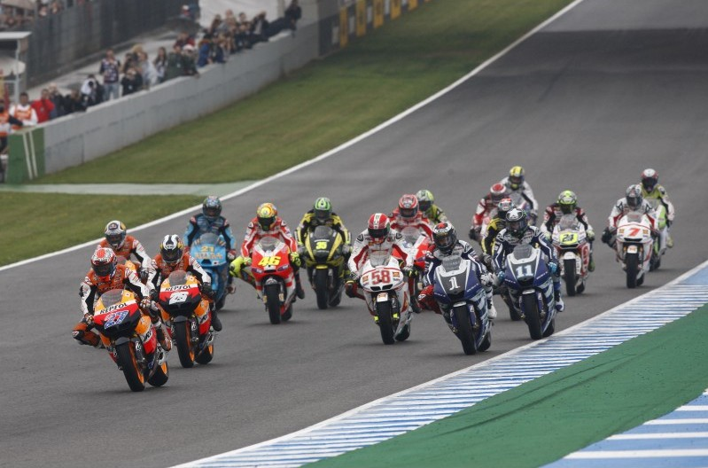 MotoGP: תוצאות מירוץ קטלוניה, ספרד