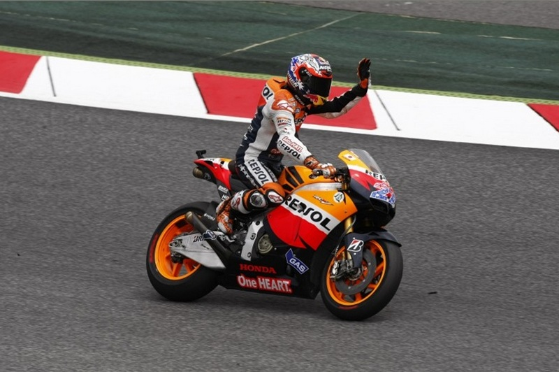 MotoGP: סקירת מירוץ קטלוניה, ספרד – סטונר דופק כרטיס