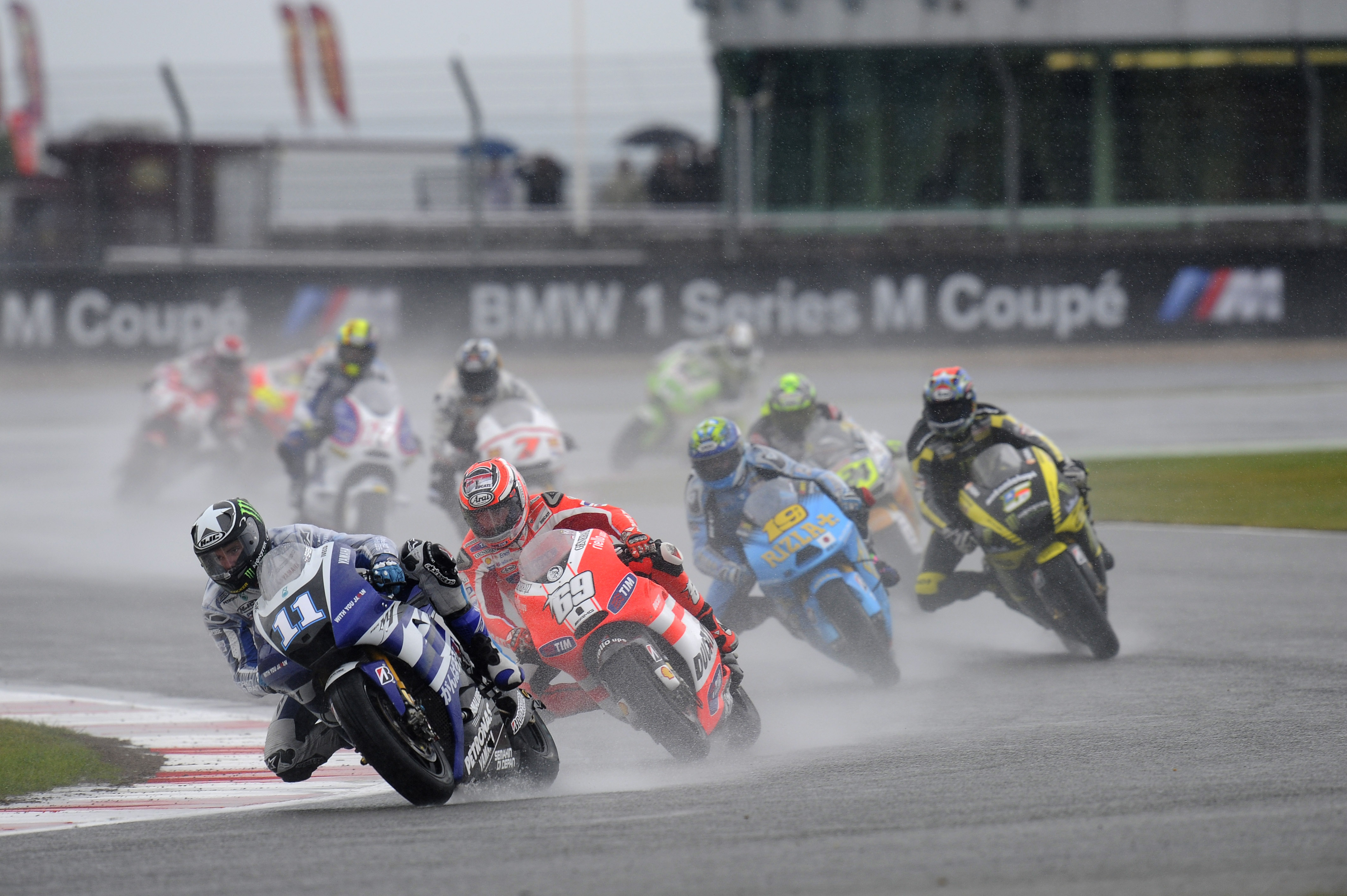 MotoGP: תוצאות מירוץ אסן, הולנד