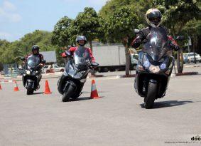 משלוש יוצא אחד – השוואתי קטנועים 250 בוידאו