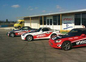 קורס נהיגת מרוצים בקפריסין עם הונדה S2000