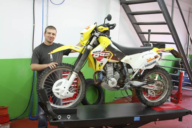 זן – שלוות נפש בטיפול באופנוע וקטנוע