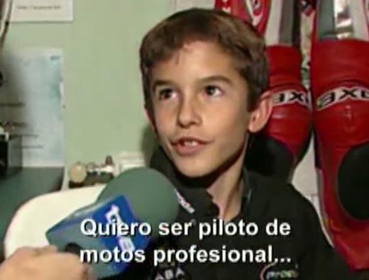 וידאו: מארקז בן 10 חולם להיות פדרוזה…