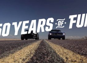 חגיגות 50 שנה למוסטנג ממשיכות