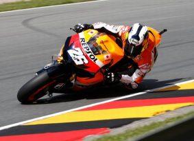 MotoGP גרמניה – התוצאות