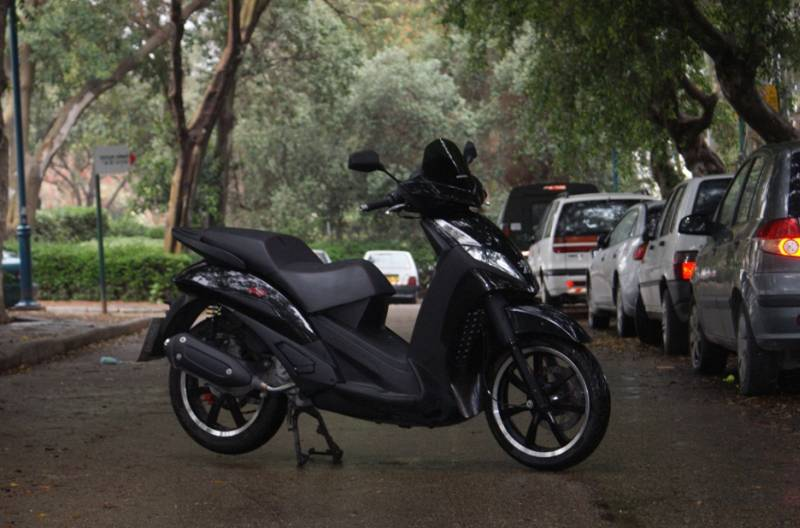 זה Rק Sפורט – פיג'ו גיאופוליס 300 RS