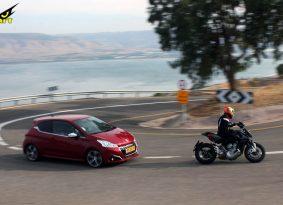 אספרסו לנפש– אופנוע פסיכי, או רכב ספורטיבי?