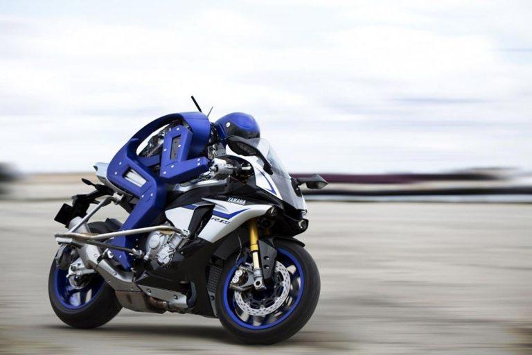 האופנוען שאינו מפחד אף פעם