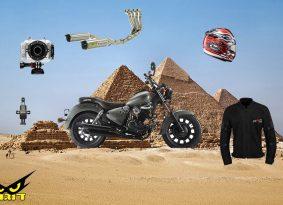 טור חגיגי: פסח, קסדה, ואופנוע