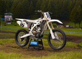 ימאהה חושפת YZ250F חדש ל-2012