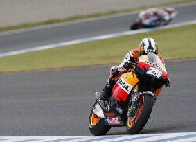 MotoGP  יפן – מזל שדני בסביבה