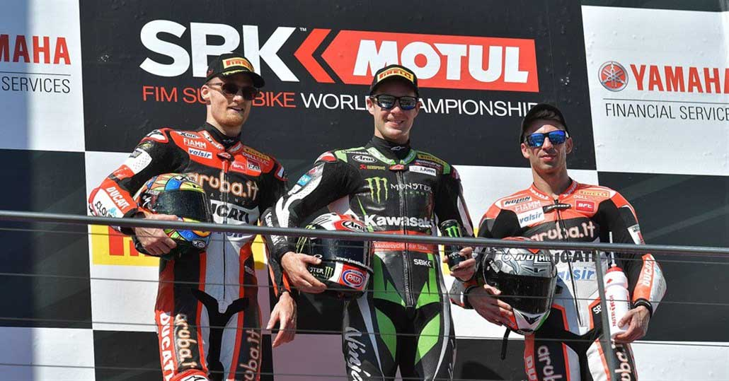 WSBK סופרבייק אוסטרליה: ניצחון לקאוואסאקי וריי גם במירוץ 2