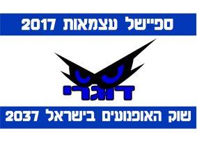 שוק האופנועים בישראל 2037