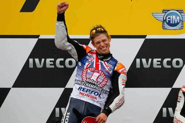 MotoGP אוסטרליה- קייסי אלוף העולם הבלתי מעורער