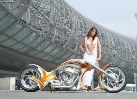 קאסטום השבוע: Thunderbike Spectacula