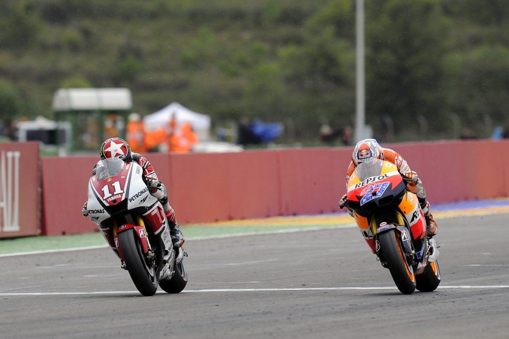 MotoGP ולנסיה – ניצחון חמוץ-מתוק לסטונר