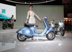 וספה במילאנו: רטרו וחיסכון