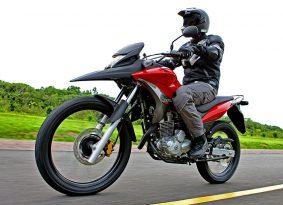 הדשא של השכן (2): אופנועי הונדה