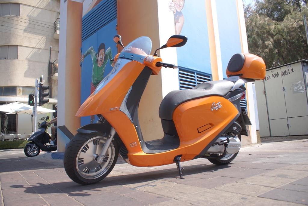 ניפוניה ארטה 125 – התפוז המכאני