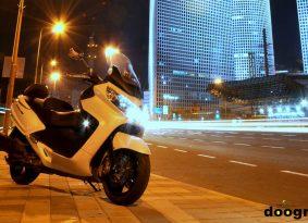 סאניאנג מקסים 400 – בדרך למעלה