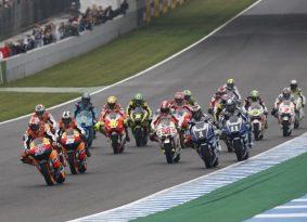 MotoGP: תוצאות מירוץ חרז, ספרד