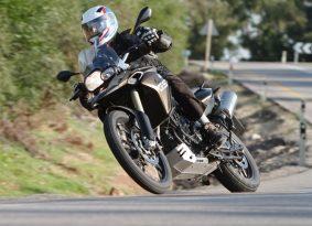 מוטו בוחן | ב.מ.וו F800GS -אופנוע גרמני לרוכב ישראלי