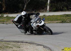 """מוטו פוגש   יחידת האופנועים של מתנ""""א"""