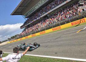 F1: אסטרטגיה עדיפה של מרצדס נותנת להמילטון את הניצחון