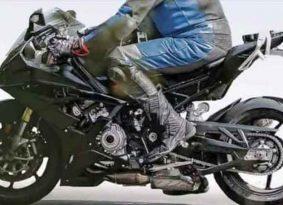 ב.מ.וו S1000RR חדש ל-2018 נצפה