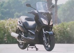 מוטו פרמיירה | מבחן דרכים –  ימאהה X-MAX125