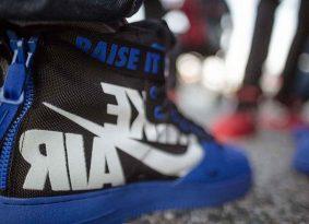 נייקי אייר פורס 1 – הנעל החדשה מעודדת חוליגאניות אופנוענים?