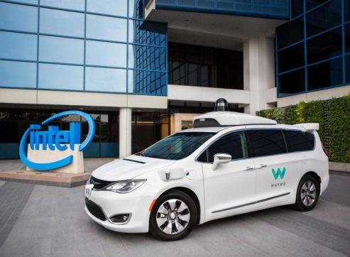 נחשף: גוגל ואינטל מפתחות רכב אוטונומי מזה עשור