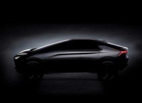 מיצובישי חושפת בטוקיו: ה-SUV e-Evolution קונספט מהפכני