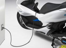 הונדה: PCX בגרסה חשמלית והיברידית